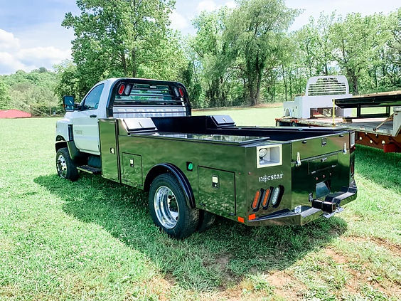 Truck after diesel repair near Union County, GA