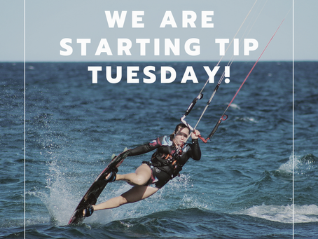 We Are Starting Tip Tuesday!