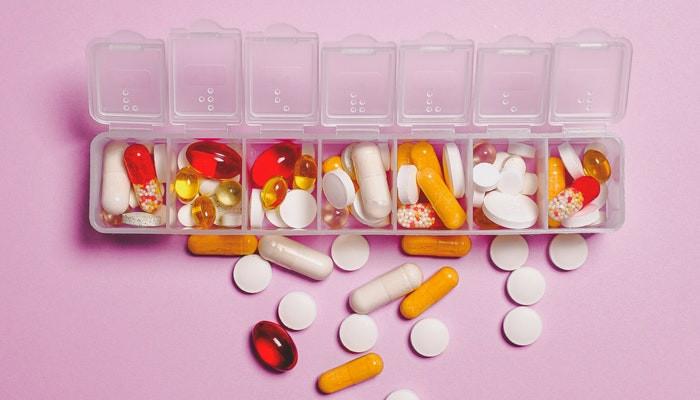 Compartiment pour capsules