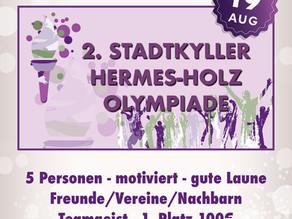 2. Stadtkyller Hermes-Holz Olympiade