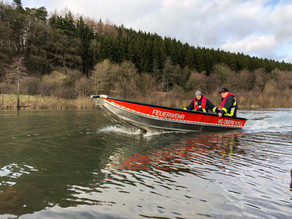 Rettungsboot 1 (RTB 1) aufgewertet