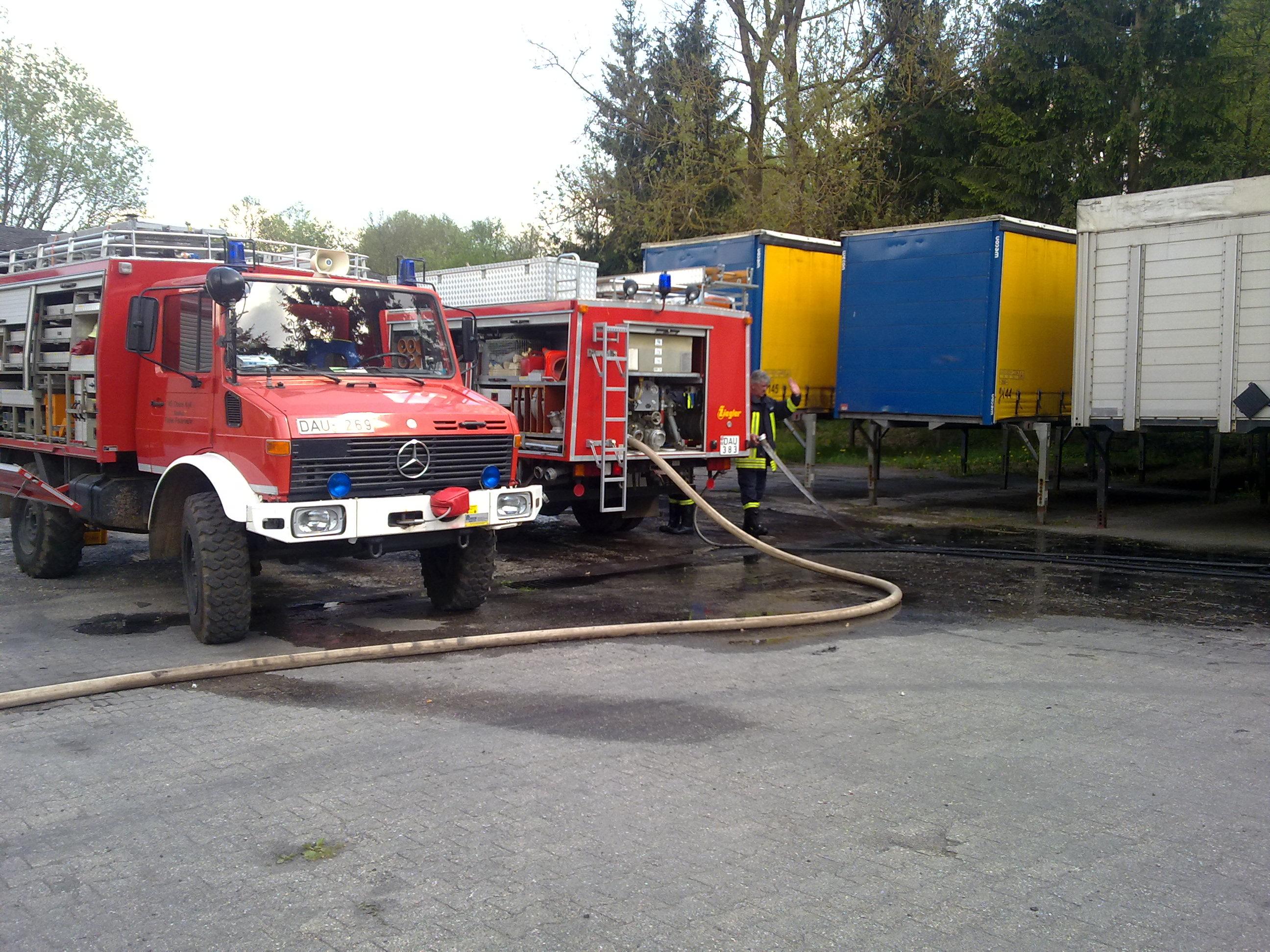 FF Stadtkyll - Einsätze 2010