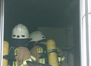 Brand - Küchenbrand Einfamilienhaus