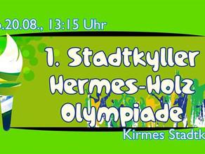 1. Stadtkyller Hermes-Holz Olympiade