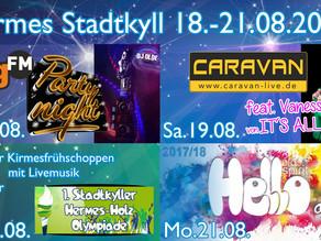 Kirmes Stadtkyll 2017
