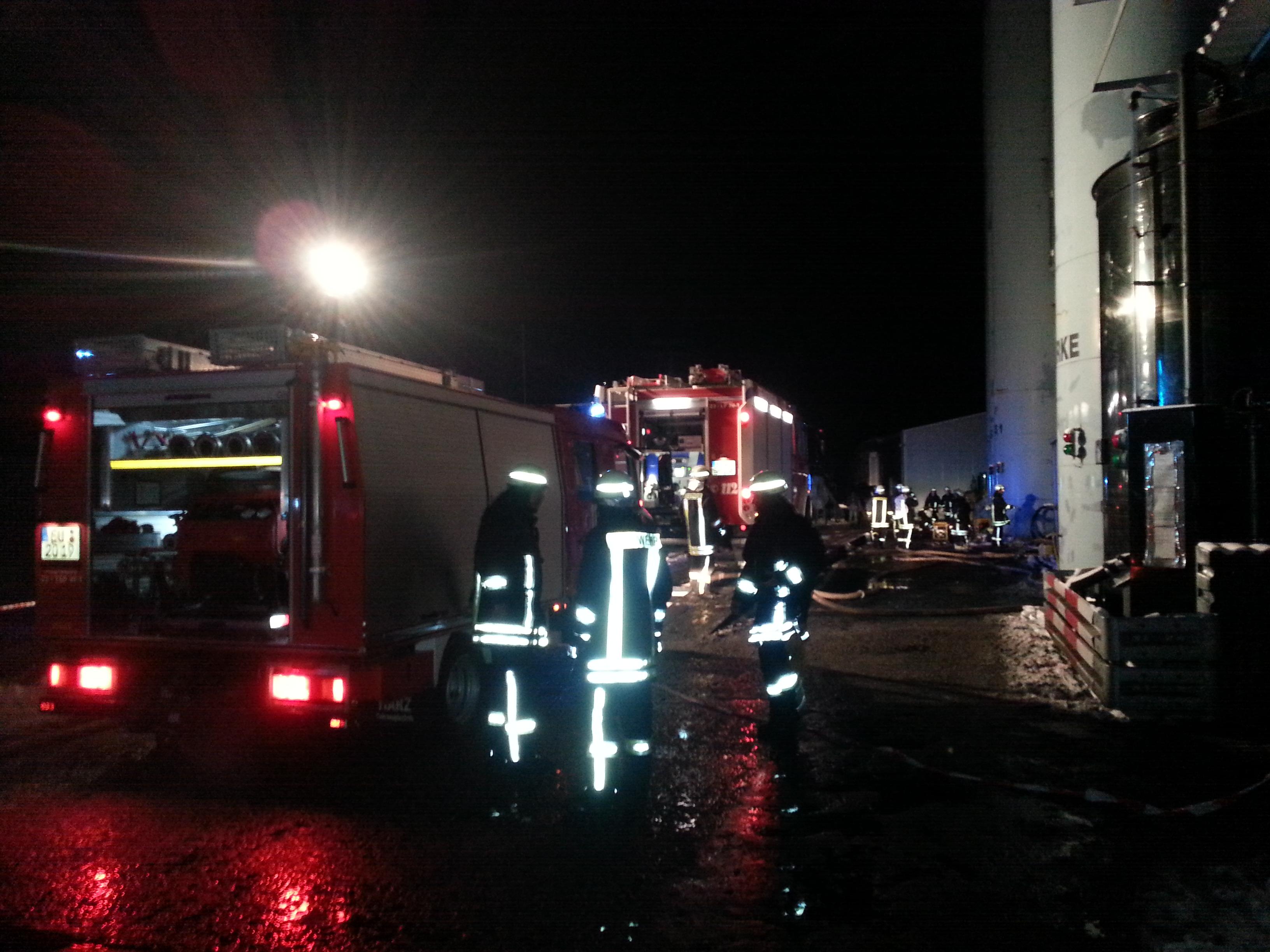 FF Stadtkyll - Einsatz 2013