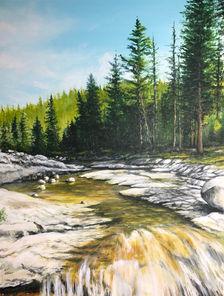 "#14 DAVID HEMBREE  ""Let the River Flow"""