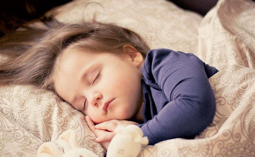 preschool sleep nap routine growth development