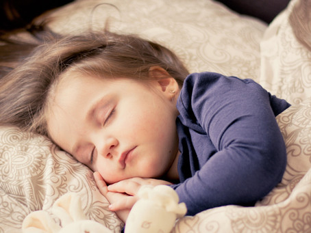 3 Ways Milk Can Affect Your Toddler's Sleep