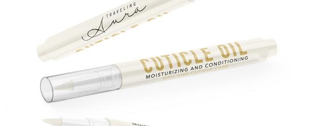 Liquid Gold Cuticle Oil Pen