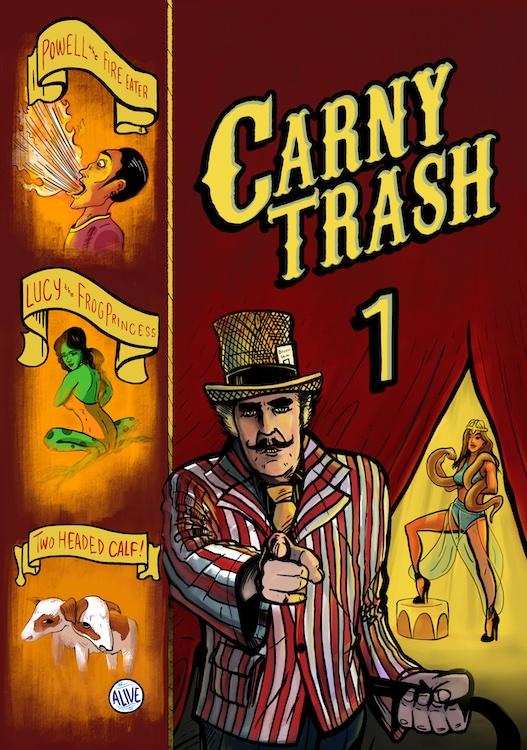 Carny Trash 1