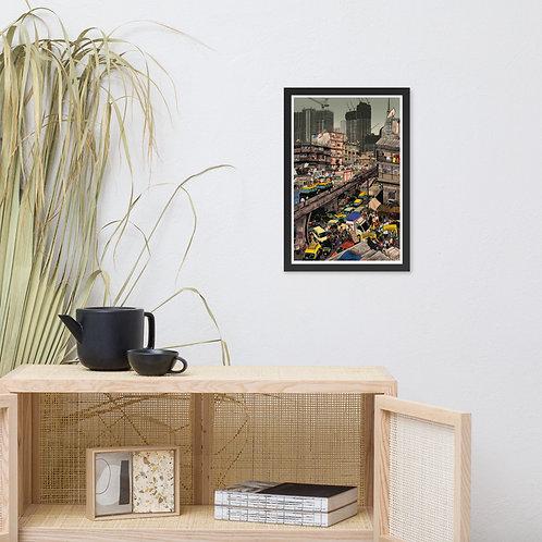 Mumbai [framed]
