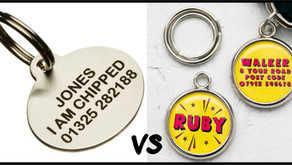 What is the best dog tag?