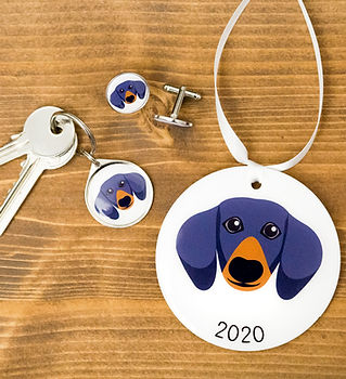 Dog themed gifts for dog lovers by pawesome pet tags