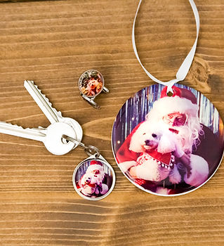 Personalised photo gifts by pawesome pet tags