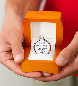 Proposal ideas for dog owners by Pawesome Pet Tags