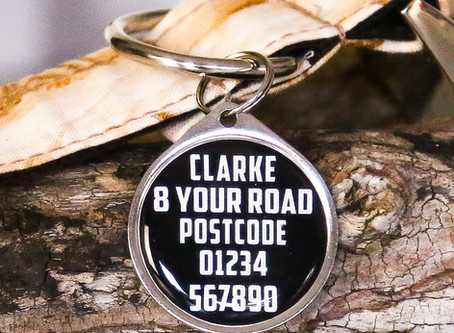 Do you engrave on your pet tags?