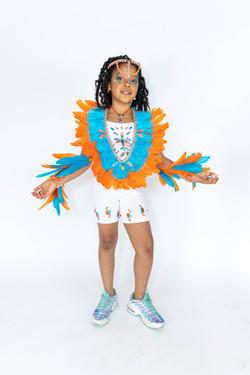 Girls' Costume