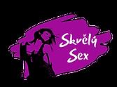 Logo skvelysex.cz