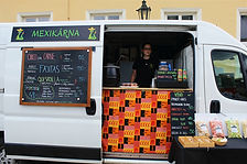 Mexikárna na Street Food Plzeň