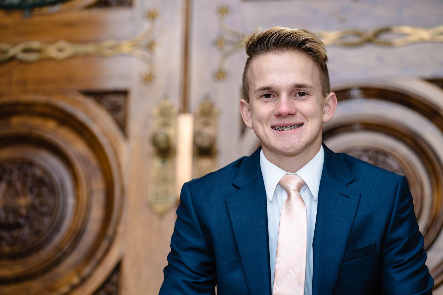 Missionary/Senior Portrait