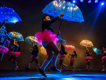 Fotografía de Danza - Mis seteos