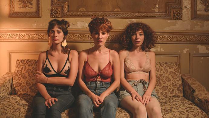 Florencia , Karen, Jimena