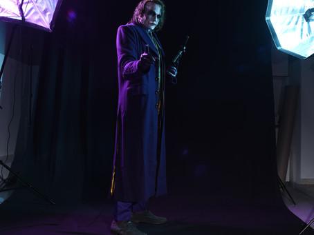 "Como se realizó el set del ""Joker""?"