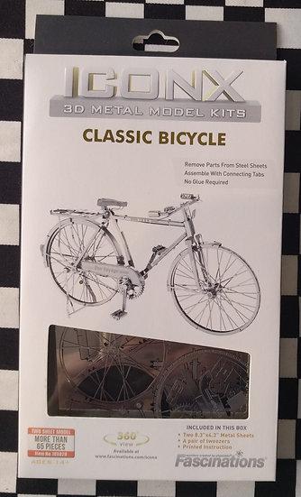 ICONX Classic Bicycle להרכבה