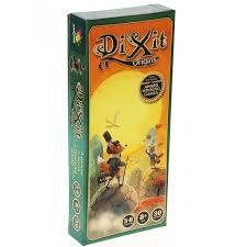 Dixit Origins 4 דיקסיט