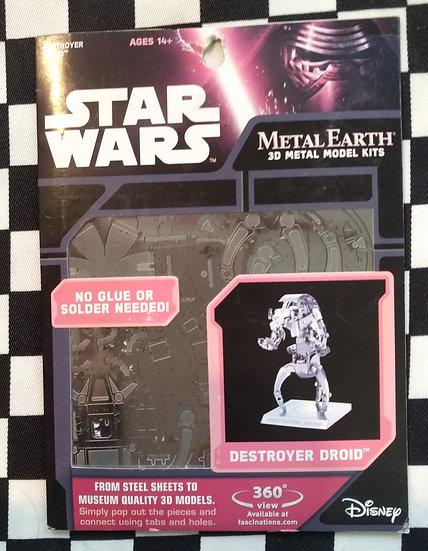 Destroyer Droid להרכבה