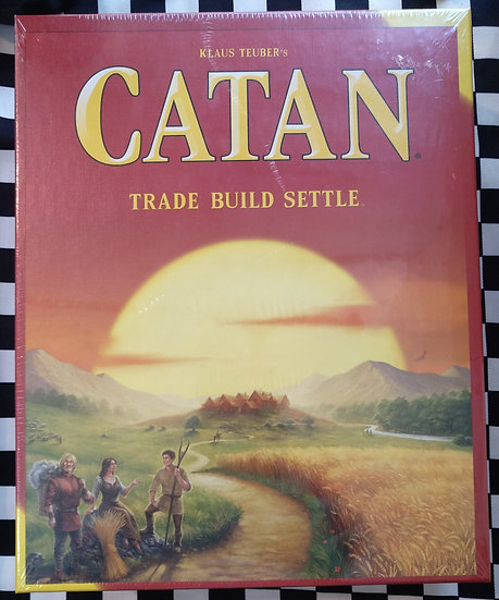 Catan English