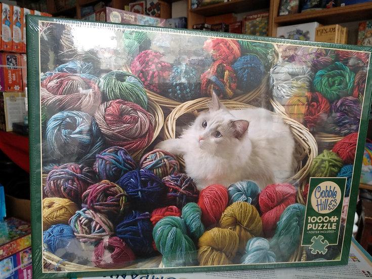 פאזל 1000 חלקים Fur Ball 80072