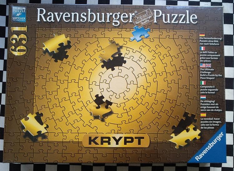 פאזל 631 חלקים Krypt Gold