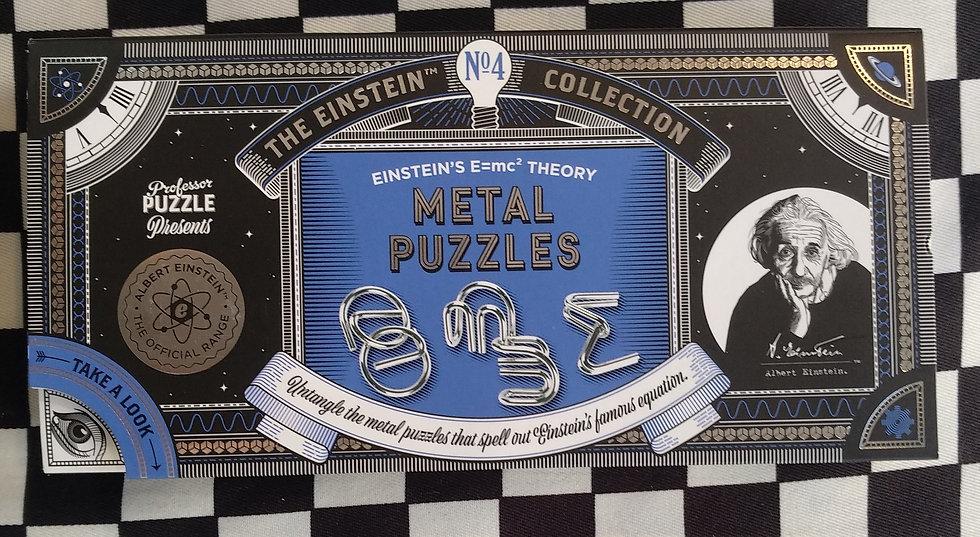 Einstein's Metal Puzzles EMC