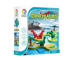 דינוזאורים - משימת הצלה באיים