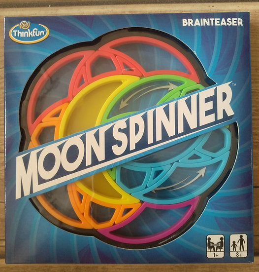 Moon Spinner מסביב לירח
