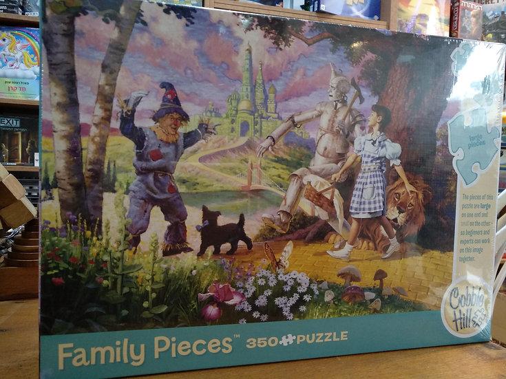 פאזל משפחתי 350 חלקים The Wizard of Oz 54621