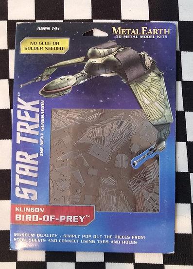 Bird of Prey להרכבה