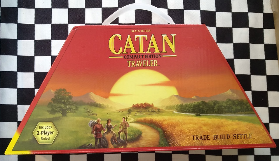Catan compact edition / Traveler