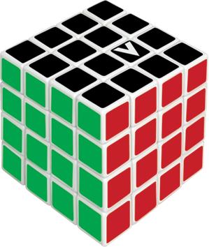 V cube 4*4*4 קוביה הונגרית