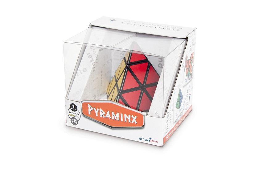 Pyraminx  קוביה הונגרית