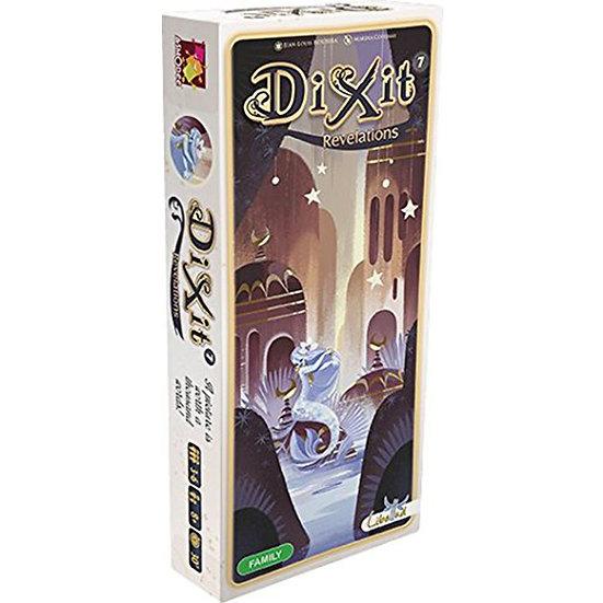 Dixit Revelations 7 דיקסיט
