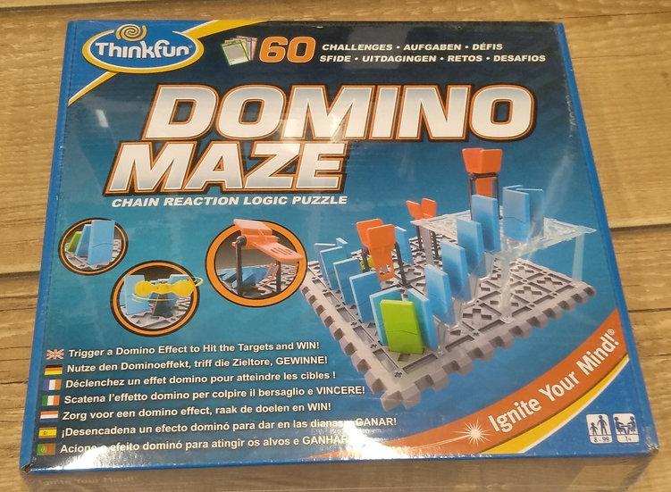 Domino Maze מבוך דומינו