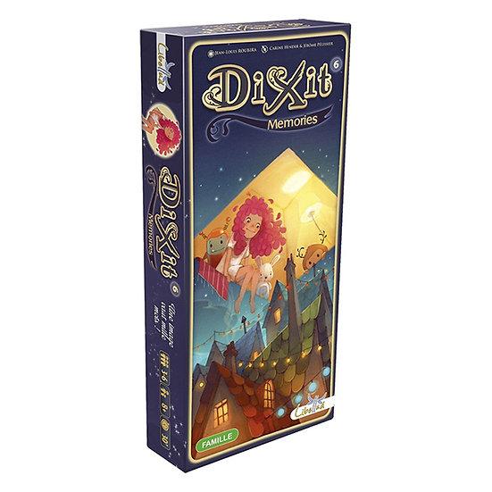 Dixit Memories 6 דיקסיט
