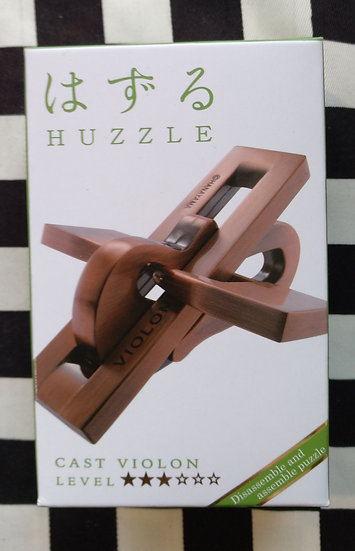 Huzzle Cast Violon