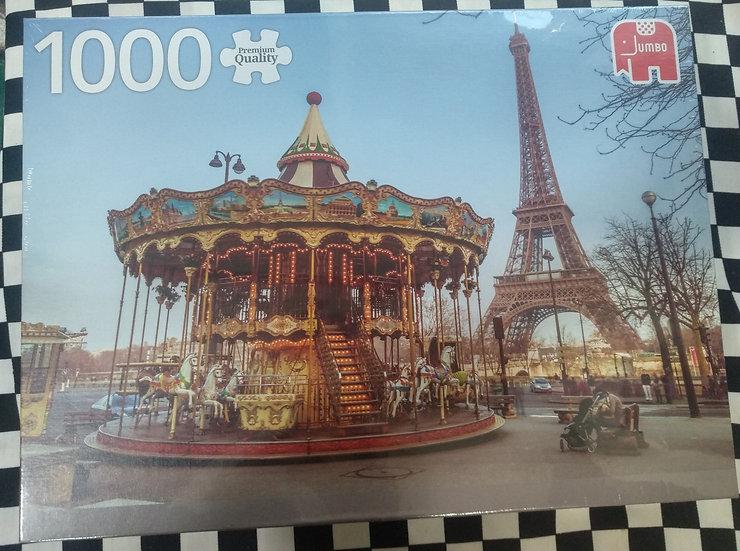 פאזל 1000 חלקים Paris, France