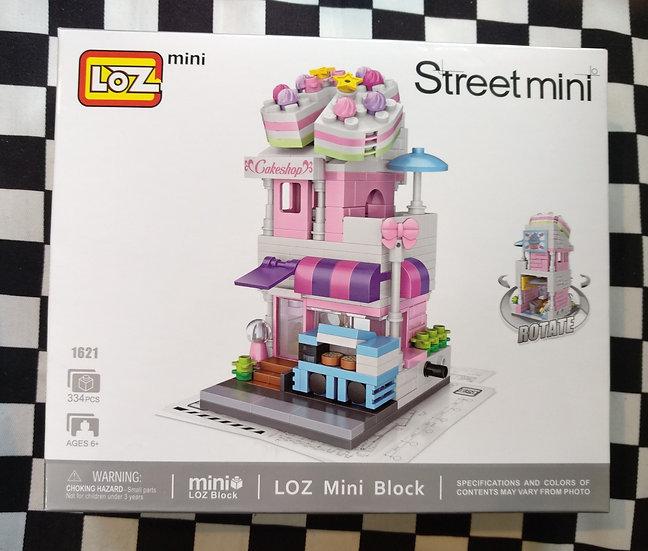 Street mini cakeshop