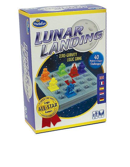 Lunar Landing אבודים בחלל