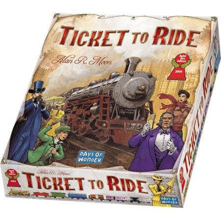 Ticket to Ride עברית